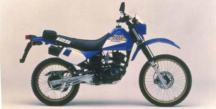 Suzuki DR 125 SE 2003 - 9