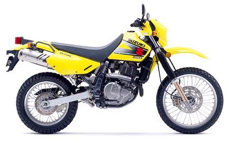 Suzuki DR 650 SE 2003 - 2