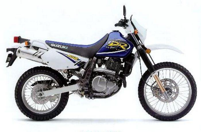 Suzuki DR 650 SE 2003 - 5