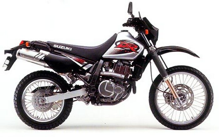 Suzuki DR 650 SE 2003 - 7