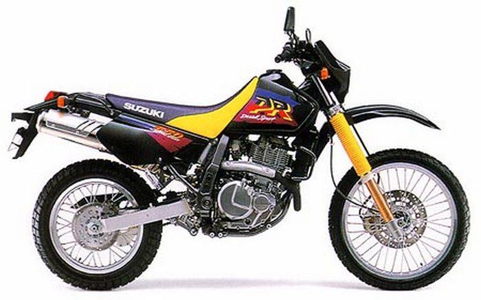 Suzuki DR 650 SE 2003 - 8