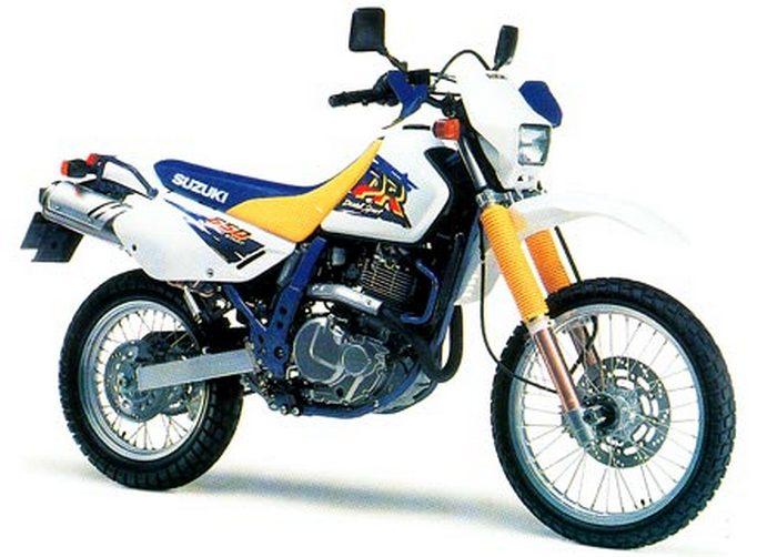 Suzuki DR 650 SE 2003 - 3