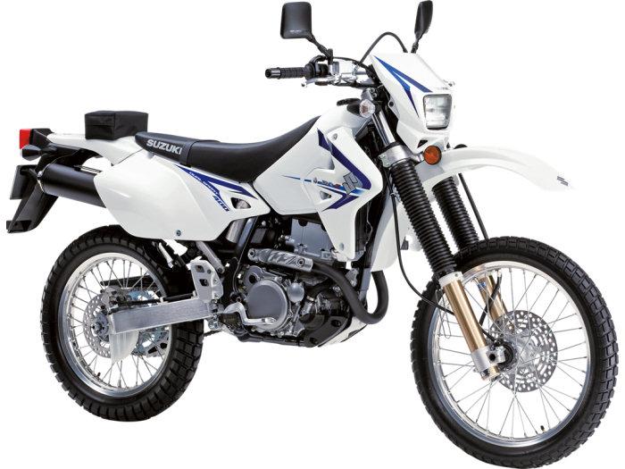 Suzuki DR-Z 400 S 2003 - 2