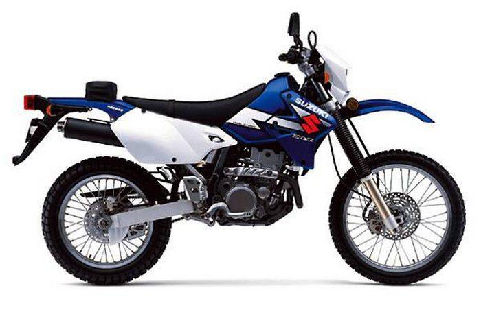 Suzuki DR-Z 400 S 2003 - 4