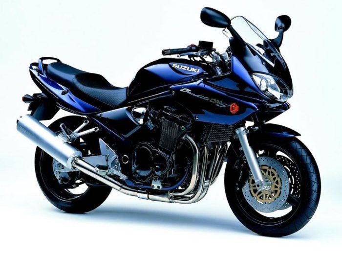 Suzuki GSF 1200 BANDIT 2003 - 3