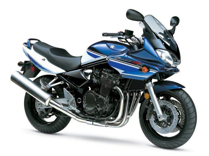 Suzuki GSF 1200 BANDIT 2003 - 4
