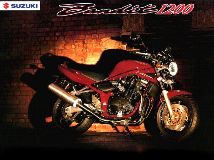 Suzuki GSF 1200 BANDIT 2003 - 7