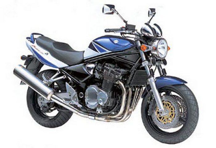 Suzuki GSF 1200 BANDIT 2003 - 11