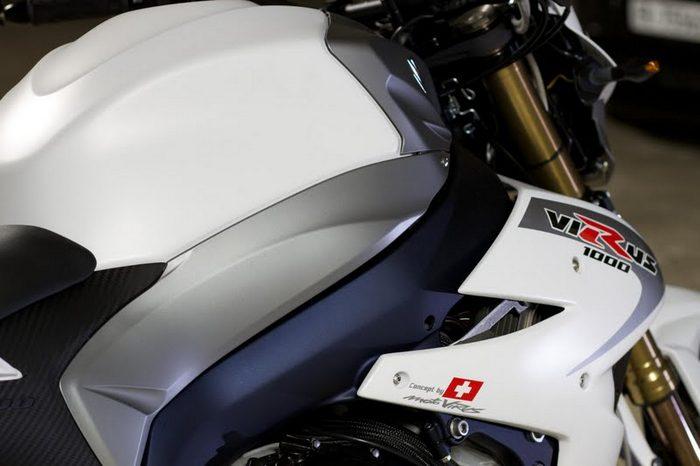 Suzuki 1000 VIRUS 2012 - 4