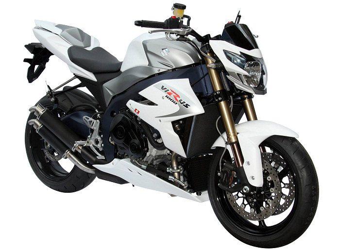Suzuki 1000 VIRUS 2012 - 12