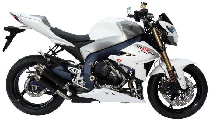 Suzuki 1000 VIRUS 2012 - 1