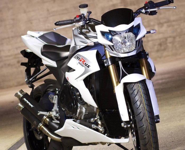 Suzuki 1000 VIRUS 2012 - 11