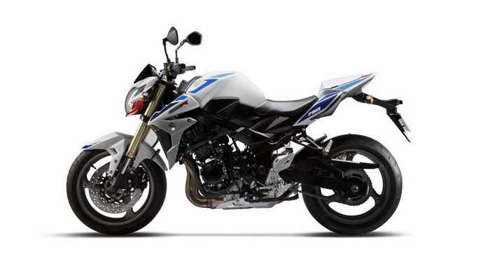 miniature Suzuki GSR 750 One Edition 2013 - 4