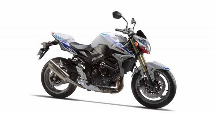 miniature Suzuki GSR 750 One Edition 2013 - 8