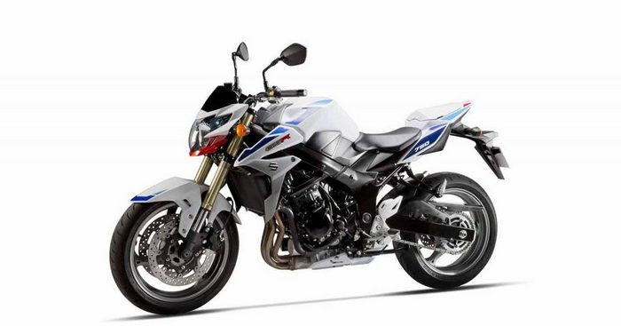 miniature Suzuki GSR 750 One Edition 2013 - 6