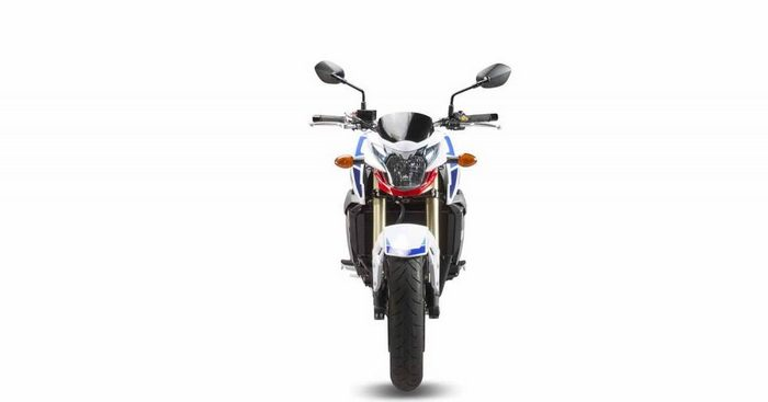 miniature Suzuki GSR 750 One Edition 2013 - 1
