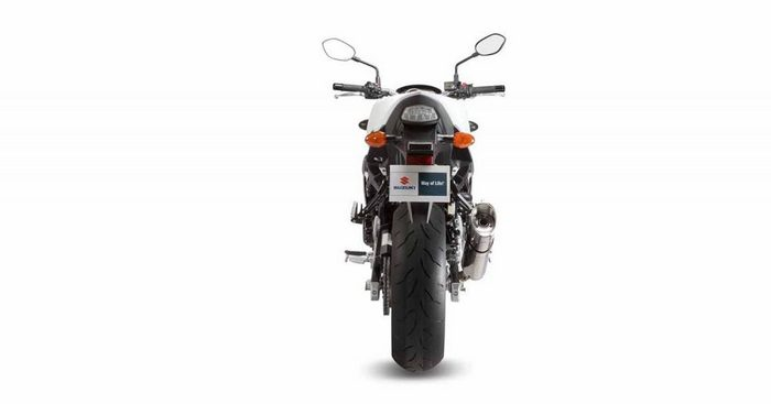 miniature Suzuki GSR 750 One Edition 2013 - 3