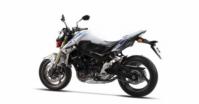 miniature Suzuki GSR 750 One Edition 2013 - 7