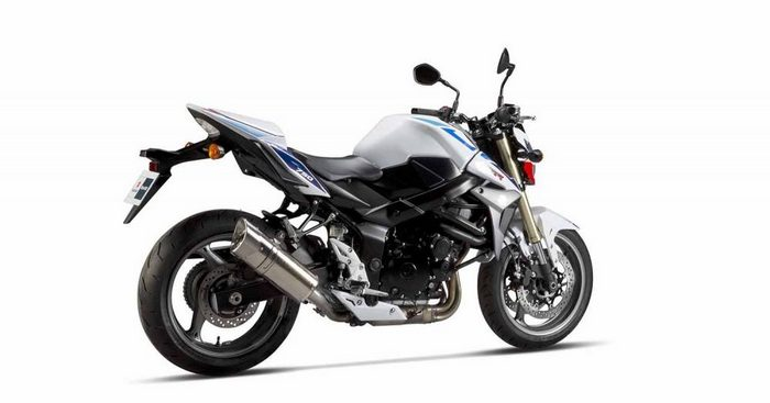 miniature Suzuki GSR 750 One Edition 2013 - 11