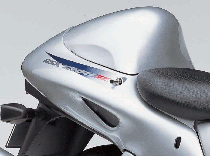 Suzuki 1300 GSX-R Hayabusa 2003 - 10