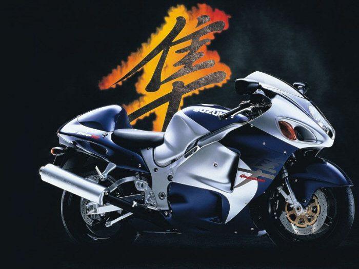 Suzuki 1300 GSX-R Hayabusa 2003 - 7