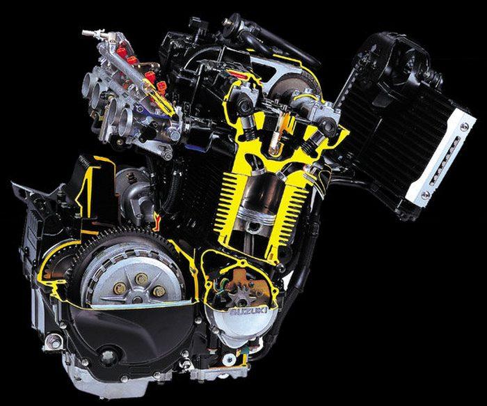 Suzuki GSX 1400 2003 - 11