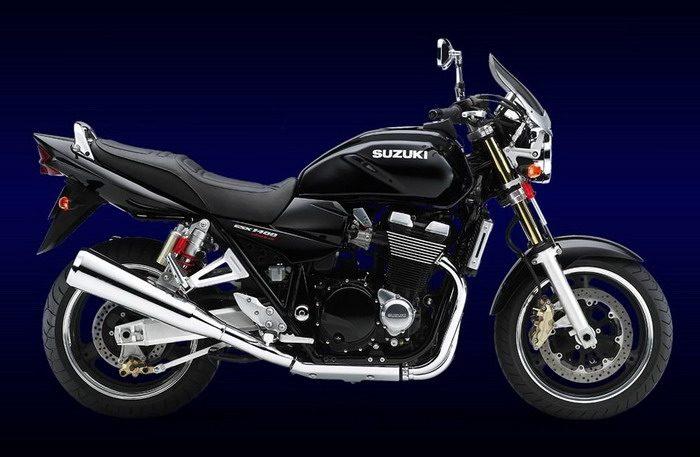 Suzuki GSX 1400 2003 - 23
