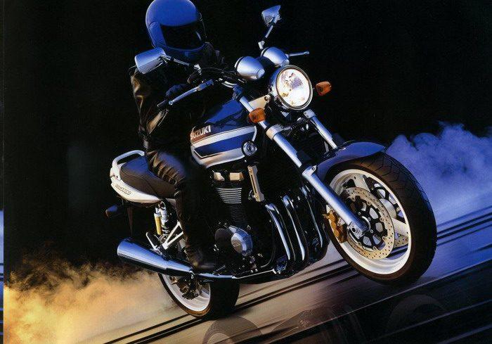 Suzuki GSX 1400 2003 - 3