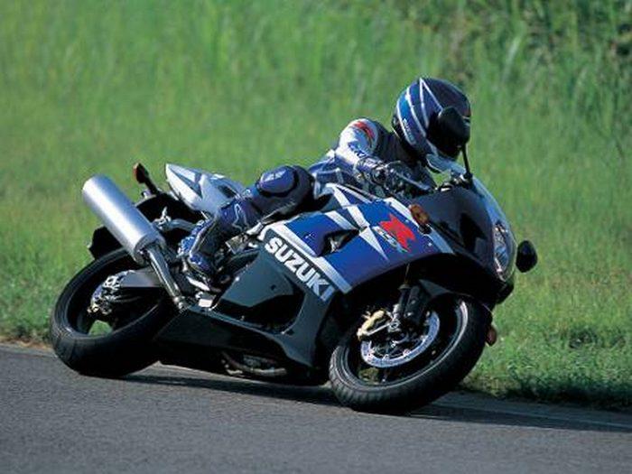 Suzuki GSX-R 1000 2003 - 1