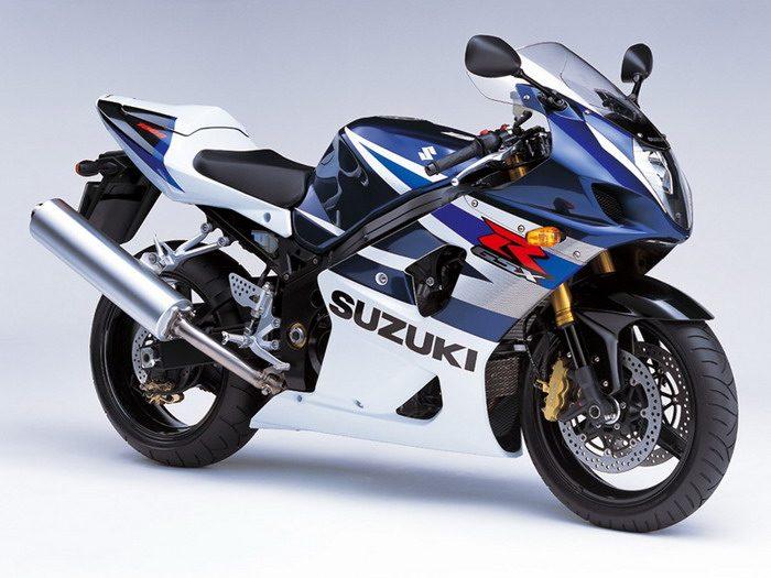 Suzuki GSX-R 1000 2003 - 10
