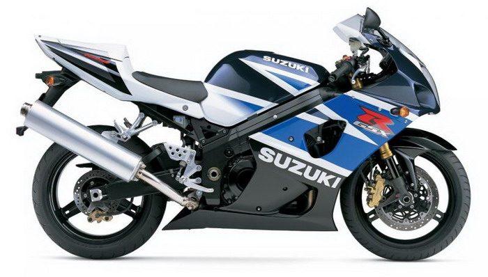 Suzuki GSX-R 1000 2003 - 11