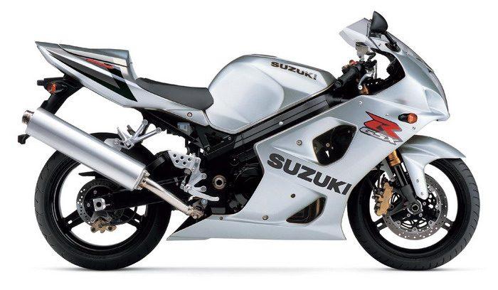 Suzuki GSX-R 1000 2003 - 2