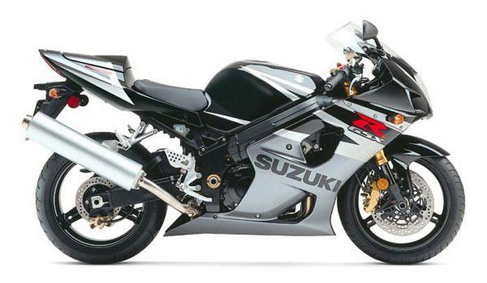 Suzuki GSX-R 1000 2003 - 3