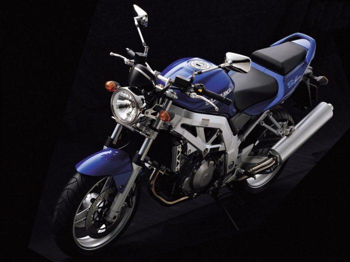 Suzuki SV 1000 N 2003 - 1