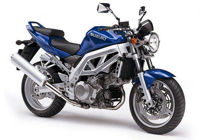 Suzuki SV 1000 N 2003 - 5