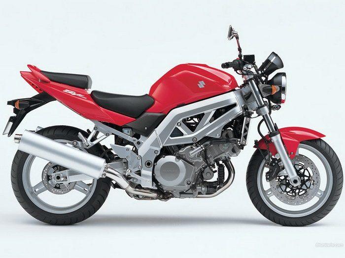 Suzuki SV 1000 N 2003 - 7