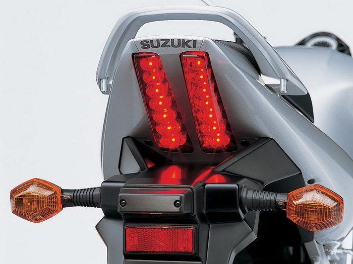 Suzuki SV 1000 N 2003 - 8
