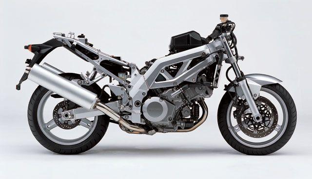 Suzuki SV 1000 N 2003 - 3