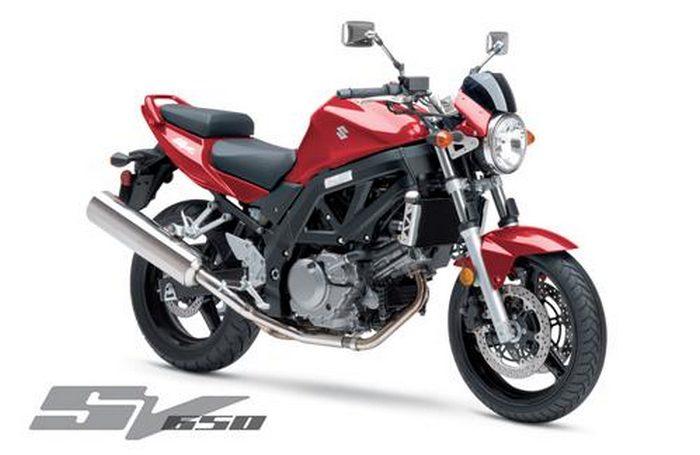 Suzuki SV 650 N 2003 - 7