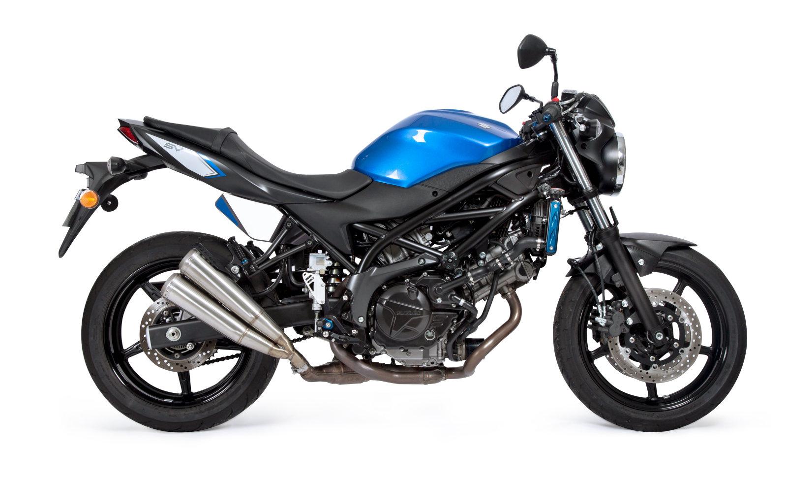 suzuki sv 650 caf racer 2017 galerie moto motoplanete. Black Bedroom Furniture Sets. Home Design Ideas