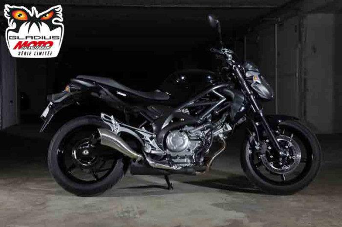suzuki svf 650 gladius edition moto et motards 2009. Black Bedroom Furniture Sets. Home Design Ideas