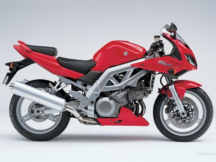 Suzuki SVS 1000 2003 - 11