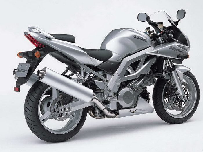 Suzuki SVS 1000 2003 - 16