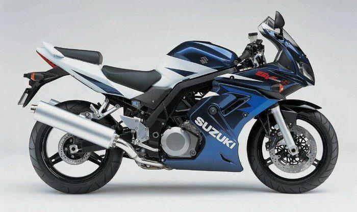 Suzuki SVS 1000 2003 - 9