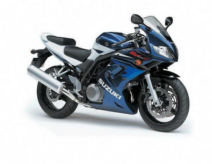 Suzuki SVS 1000 2003 - 10