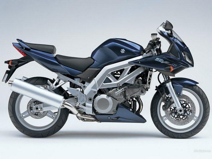 Suzuki SVS 1000 2003 - 12