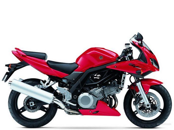 Suzuki SVS 1000 2003 - 13