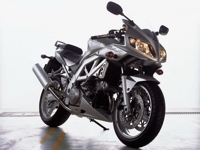 Suzuki SVS 1000 2003 - 15