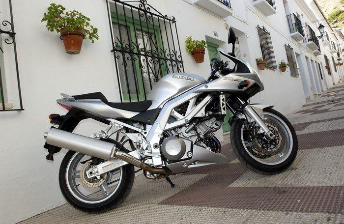 Suzuki SVS 1000 2003 - 3