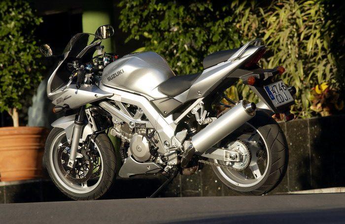 Suzuki SVS 1000 2003 - 5